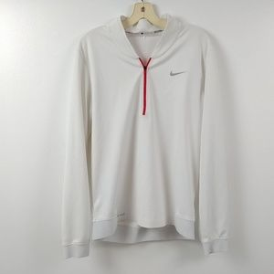 Nike Tiger Woods Collection 1/4 Zip Shirt Jacket M